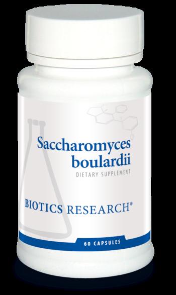 Sacchoromyces Boulardii